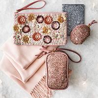 Indigo Snow & Sparkle items