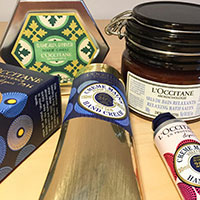 Loccitane assortment