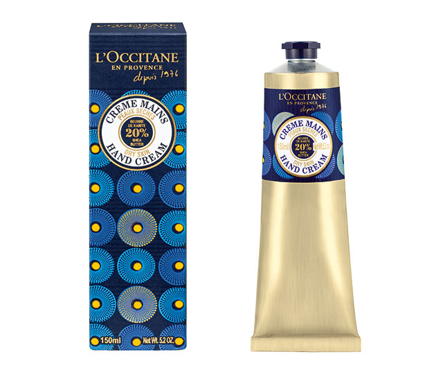 Limited Ed Shea Butter Hand Cream