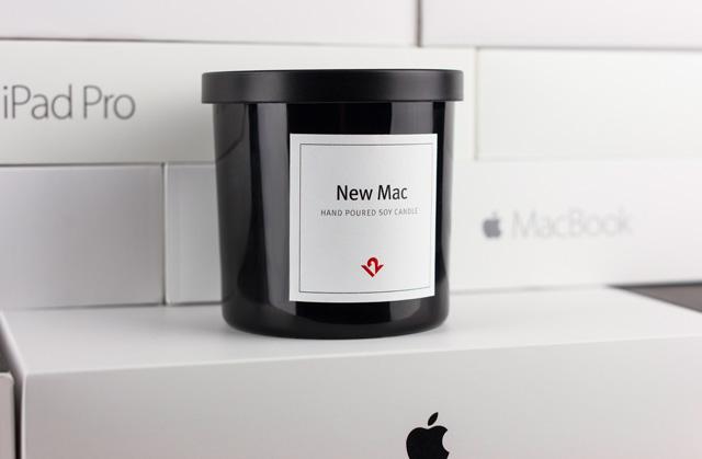 New Mac Candle - Twelve South