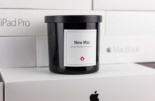 New Mac Candle - Twelve South