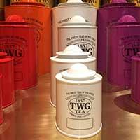 TWG Tea Salon & Boutique Opening