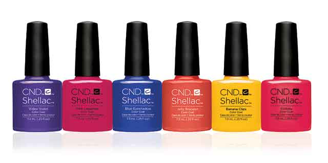 CND Nails Shellac New Wave