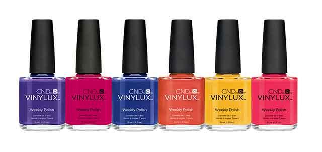 CND Nails Vinylux New Wave