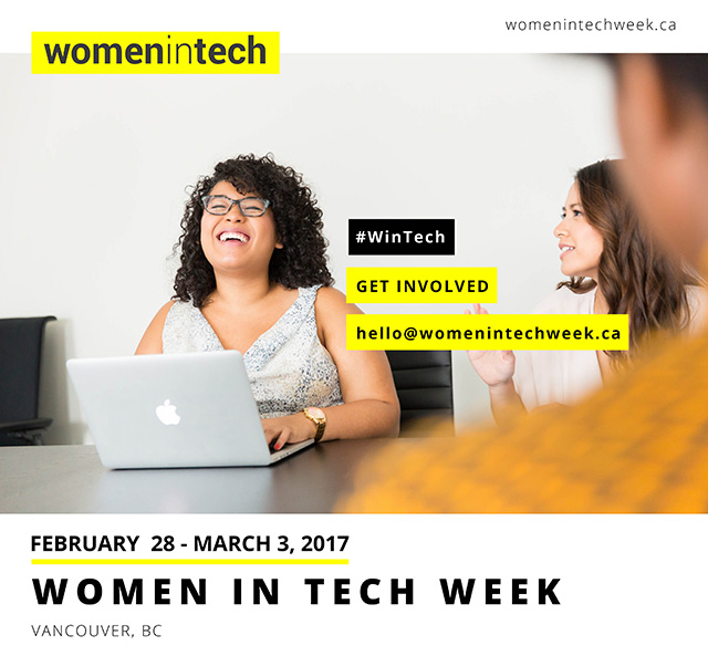 Women in Tech Week Vancouver