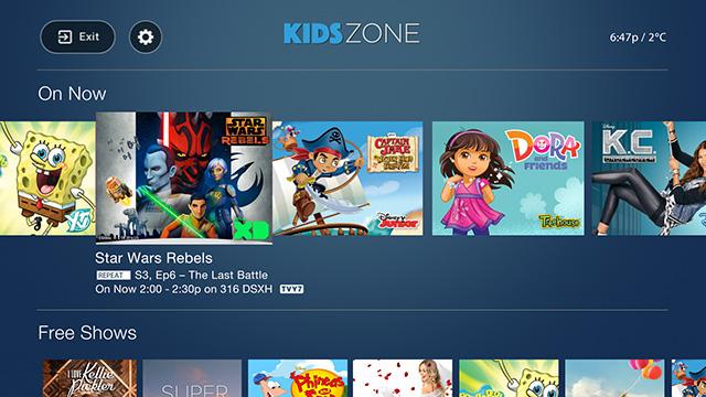 BlueSky KidsZone