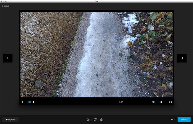 GoPro Quik for desktop