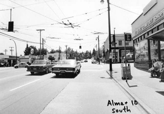 Alma and 10th, Vancouver