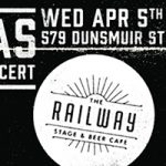 The Railway Stage & Beer Café Announces Grand Opening on April 5