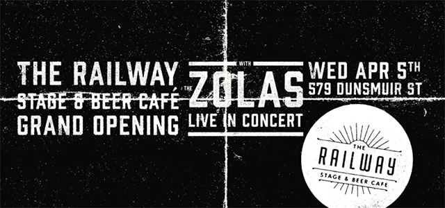 The Railway Stage & Beer Café