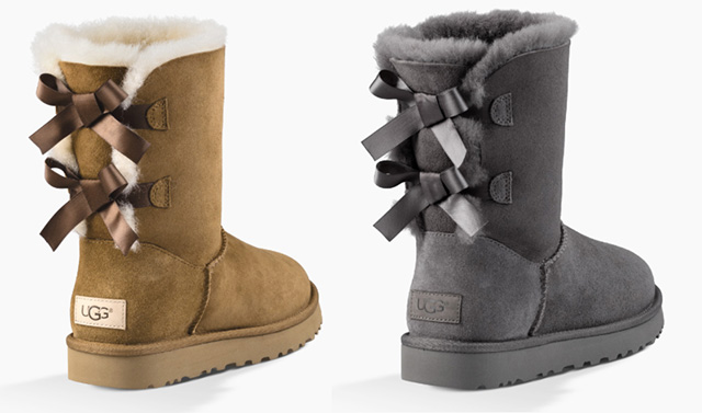 4b74f7882ab Treat Mom to These Sweet UGG Bailey Bow II Boots | Vancouverscape