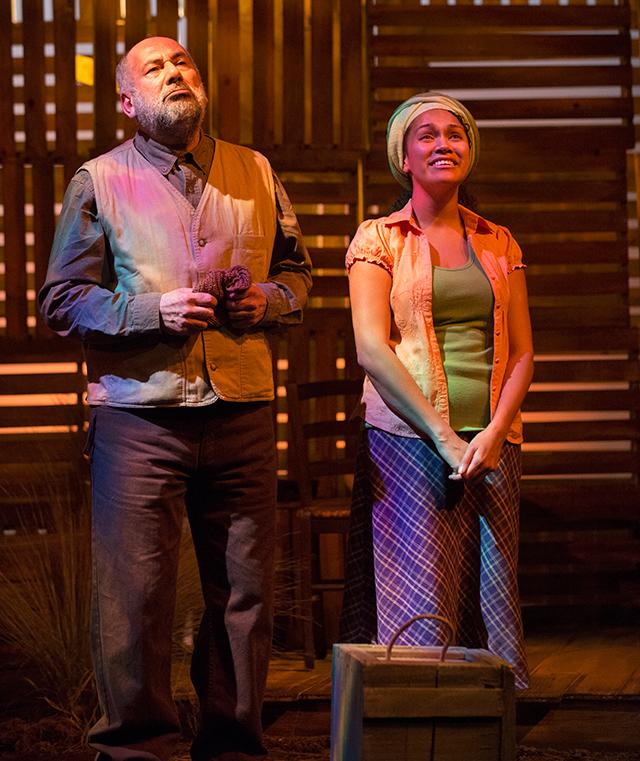 Sereana Malani & David Adams