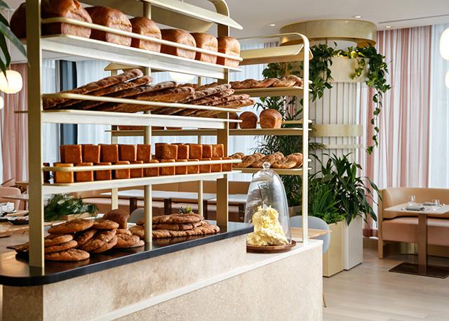 Botanist Bread Station