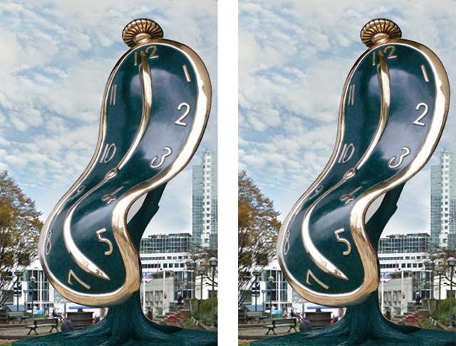 Dali Dance of Time I