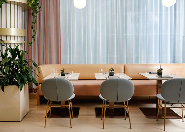 Botanist Dining Room