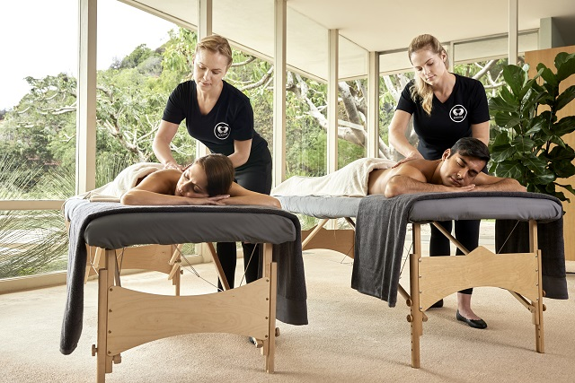 Soothe at-home massage service