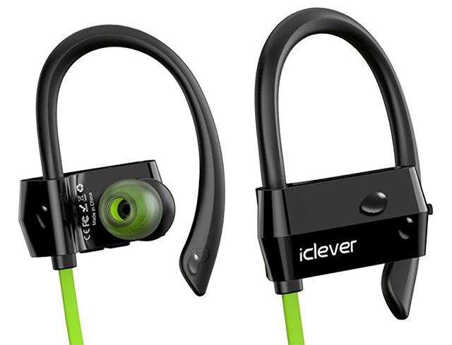 iClever headphones, Vancouverscape