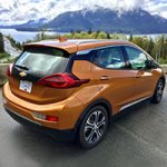 Sea to Sky Test-Drive with 2017 Chevrolet Bolt EV