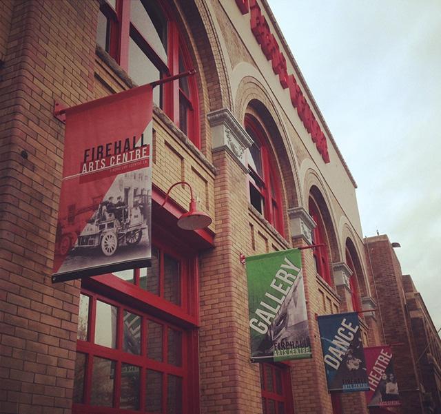 Firehall Arts Centre