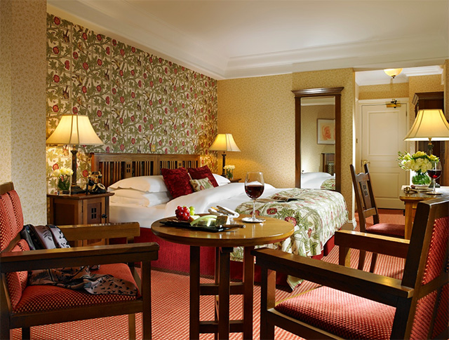 Schoolhouse Hotel bedroom