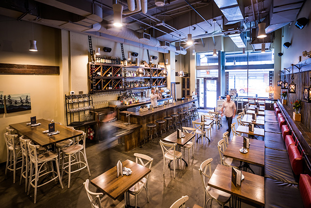 Tuc Craft Kitchen, Vancouver