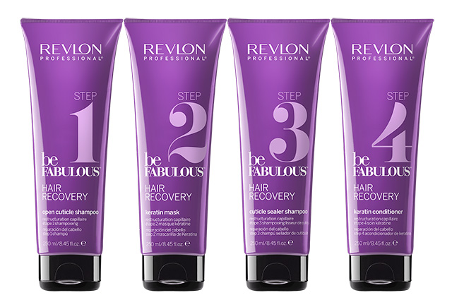 Revlon Be Fabulous hair care
