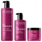 An Introduction to Revlon's be FABULOUS™ Hair Care System