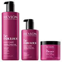 Revlon be Fabulous for normal/thick hair