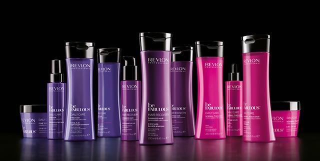 Revlon Be Fabulous hair care