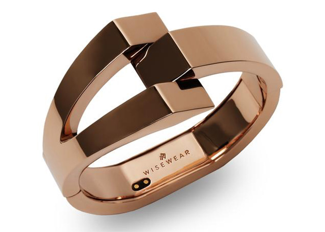WiseWear Calder Rose Gold