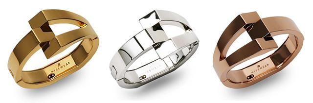 WiseWear Calder smart bracelets