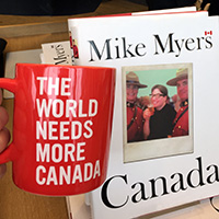 Mike Myers Canada