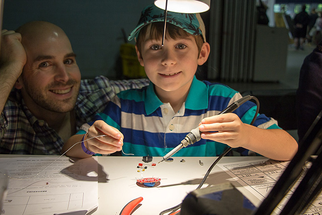 Vancouver Mini Maker Faire