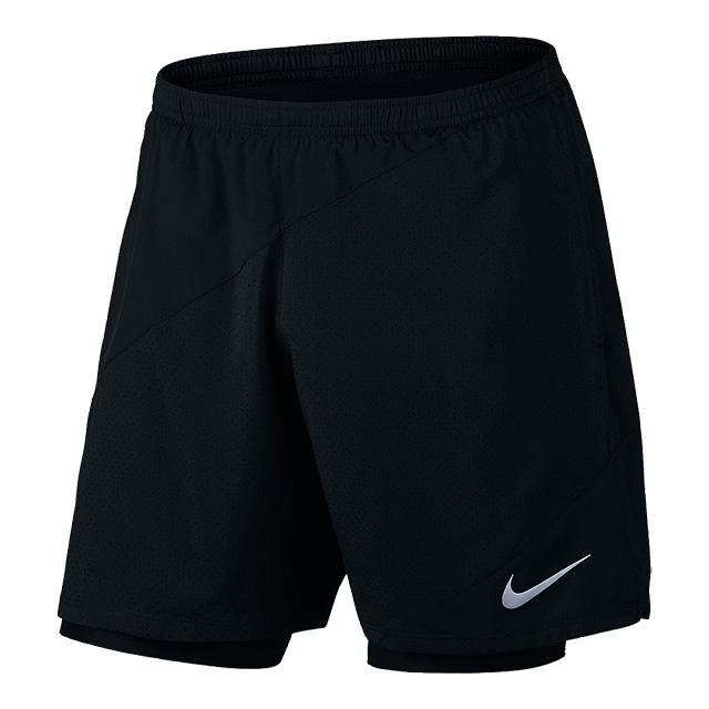 Nike Mens Flex 2-in-1 Running Shorts