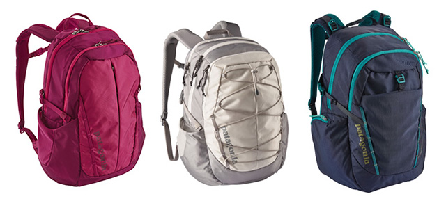 Patagonia womens packs