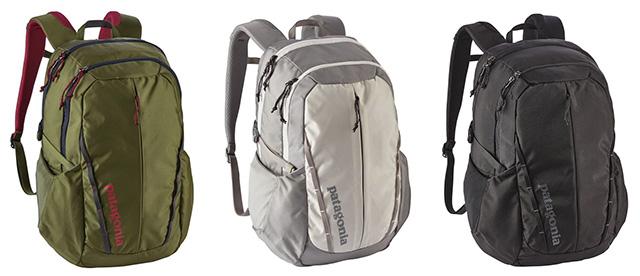 Patagonia Refugio backpack
