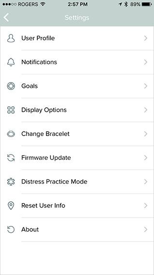 WiseWear/settings
