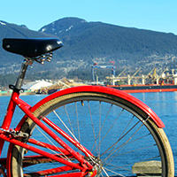 Yes Cycle red bike