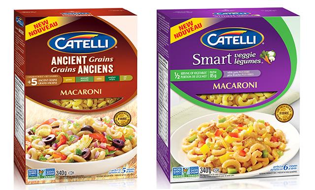 Catelli macaroni