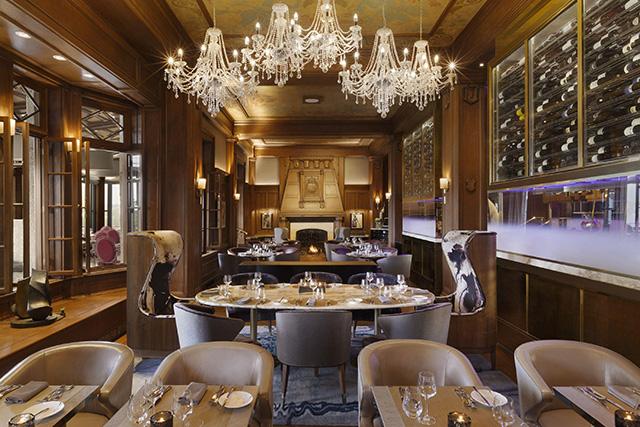Champlain Dining Room