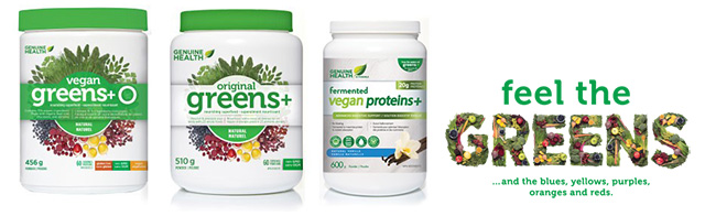 Genuine Health products