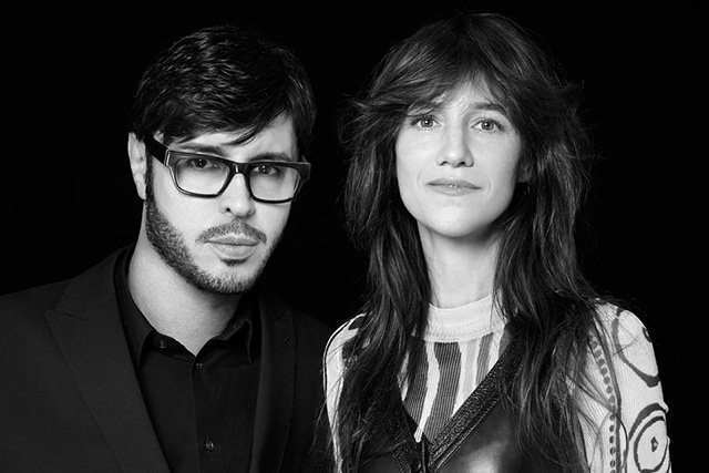 Francois Nars, Charlotte Gainsbourg