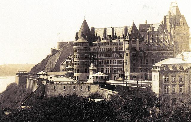 Fairmont Le Château Frontenac