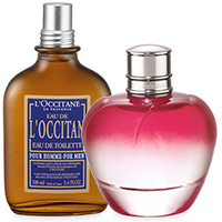 Loccitane fragrances