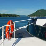 Vancouver to Victoria Aboard the V2V Empress