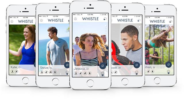 Whistle app