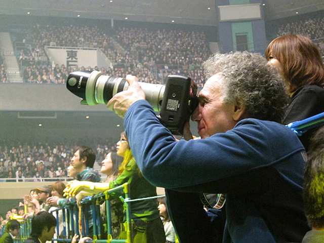 Bob Gruen, Yuki Taira photo