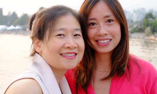 Cora Li and guest