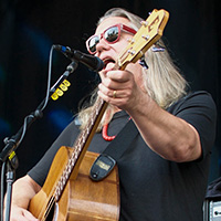 Brian Ritchie of Violent Femmes