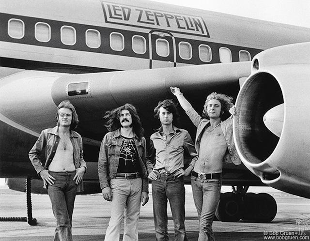 Led Zeppelin 1973